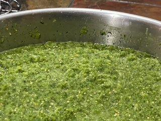 Salsa Verde: Tomatillos